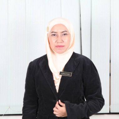 Puan Noraziyan binti Ismail