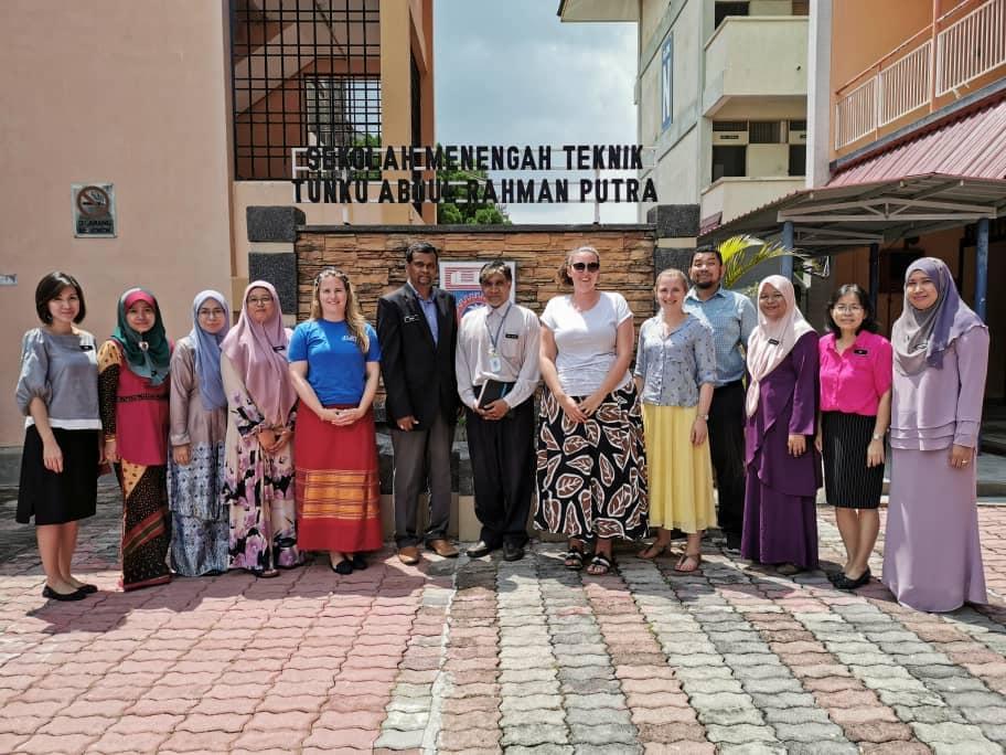 Program Limited Resource Teacher Training (LRTT)