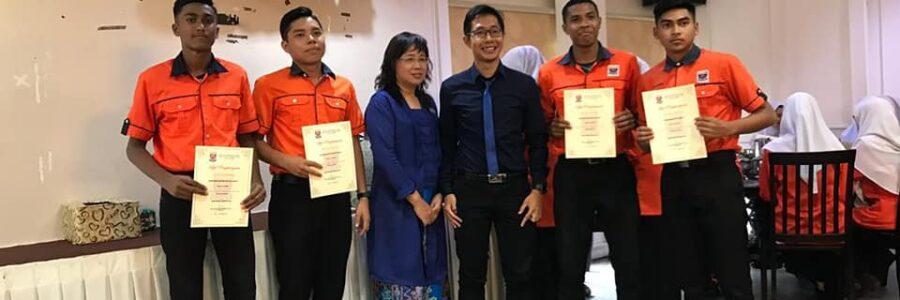 Majlis Anugerah Kecemerlangan Sukan dan Kokurikulum 2019