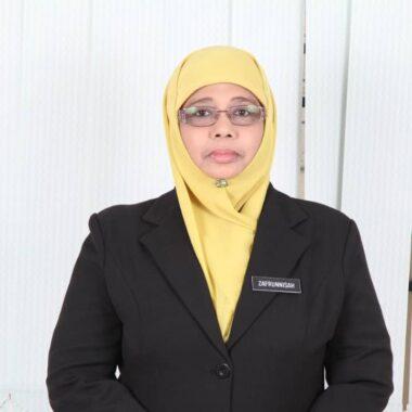 Puan Zafrun Nisah binti Mohd Ali